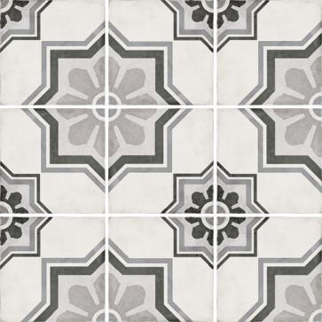 Art Nouveau Capitol Grey