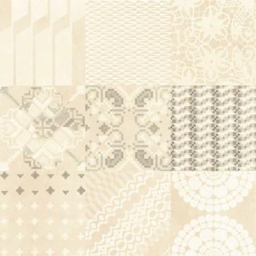 Azulej Combination Bianco 27 pattern