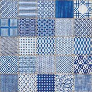 Maioliche di Sant'Antonio Blue