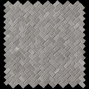 Maku Grey Gres Mosaico Spina Anticato Matt