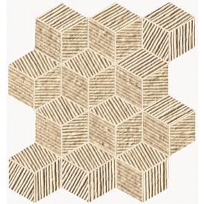 Lumina Glam Almond Cube Mosaico
