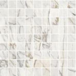 Allmarble Golden White Mosaico