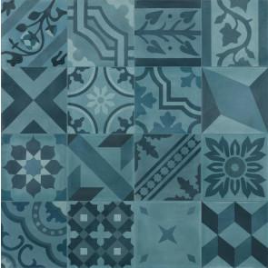 D_Segni Blend Azzurro Decoro Mix