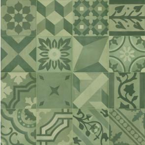 D_Segni Blend Verde Decoro Mix