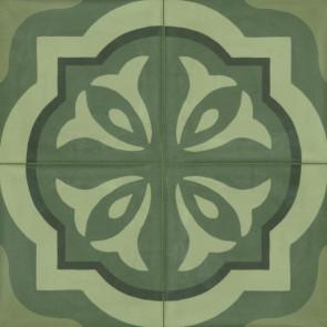 D_Segni Blend Verde Tappeto 3