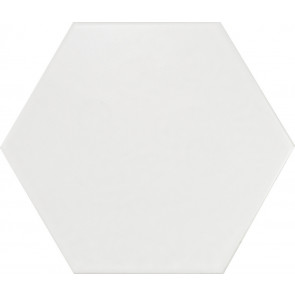 Hexatile Mate Blanco