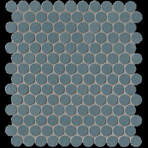 Milano&Wall Blu Round Mosaico