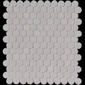 Milano&Wall Grigio Round Mosaico