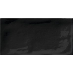 Monochrome Black Brillo